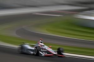 Power confía en Chevrolet y Penske para Indy 500