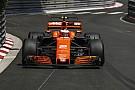 Formule 1 Vandoorne voor het eerst door naar Q3, maar crasht: