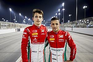 FIA F2 Reaktion Formel-2-Teamorder: Leclerc wurde zu Bremsmanöver angewiesen