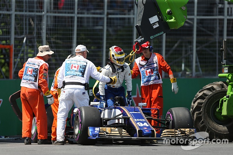 Imbas kecelakaan Q1, Wehrlein dijatuhi penalti grid