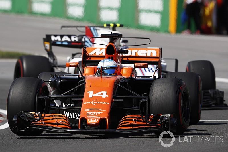 Алонсо назвал мощность мотора Honda угрозой для безопасности гонок