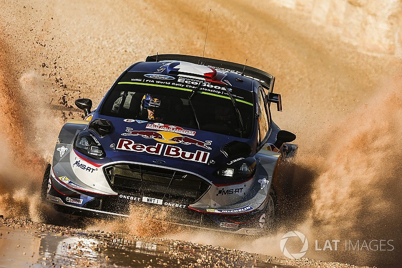 ogier wants ford backing to stay at m sport in 2018. Black Bedroom Furniture Sets. Home Design Ideas