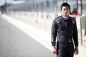 Super Formula Siaran pers Diundang tes Super Formula, Rio Haryanto: Terima kasih, Honda