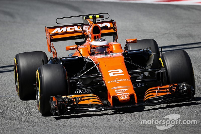 Vandoorne hit with 10-place grid penalty
