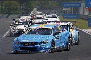 WTCC Nieuws Catsburg gaat voor niets minder dan winst op de Nürburgring