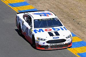 NASCAR Cup Отчет о гонке Харвик победил на дорожной трассе в Сономе