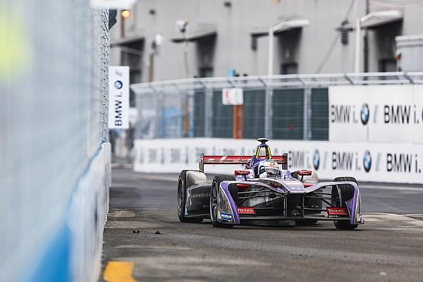 Formula E Sıralama turları raporu New York ePrix: Pazar yarışı için pole pozisyonu 0.03 sn fark ile Bird'ün!