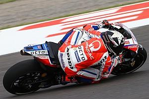 MotoGP Interview Redding