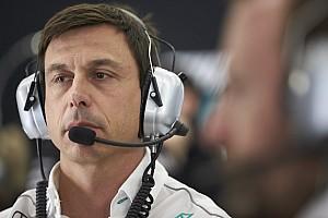Formel 1 Vorschau Toto Wolff warnt: Mercedes-Probleme könnten sich in Mexiko wiederholen