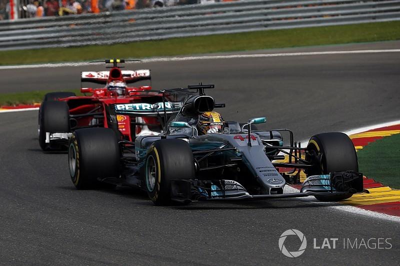 【F1】ハミルトン「セーフティカーの出動はNASCARみたいだった」
