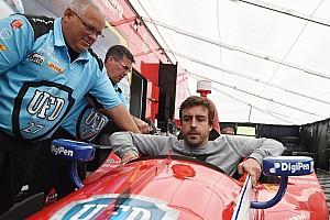 ألونسو ومكلارين منفتحان على مشاركات أخرى في سباق إندي 500