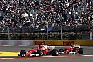 El duelo entre compañeros en clasificación - GP de Rusia