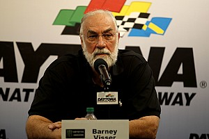 5 questions with owner Barney Visser as he prepares his NASCAR exit