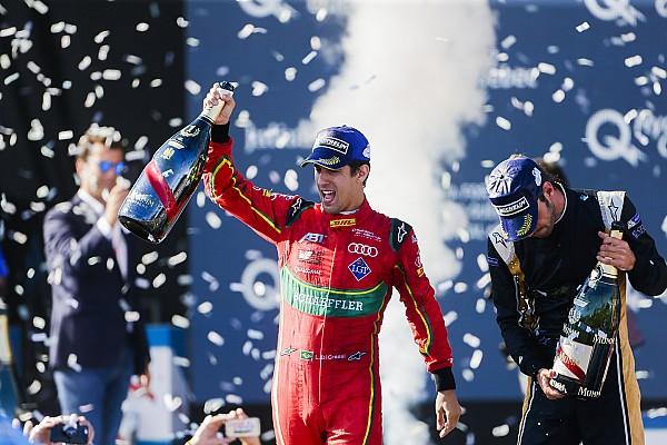 Formel E Formel E in Montreal: Lucas di Grassi gewinnt Fahrertitel für Abt-Audi