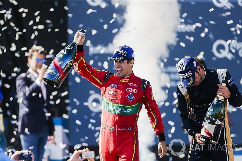 Formel E in Montreal: Lucas di Grassi gewinnt Fahrertitel für Abt-Audi