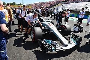 F1 Noticias de última hora Hamilton seguirá alerta en la administración de los neumáticos