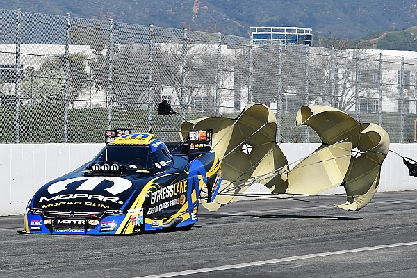 NHRA Hagan, Schumacher and Butner claim No. 1 qualifying positions at the NHRA Heartland Nationals