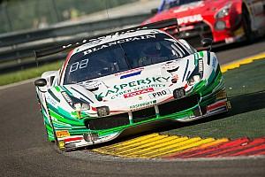 Australian GT Ultime notizie Giancarlo Fisichella con la 488 della Maranello Motorsport a Melbourne