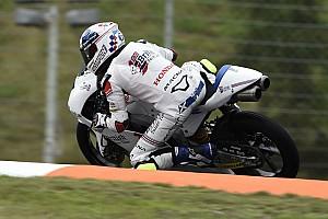Moto3 Verslag vrije training Bendsneyder vierde in warm-up Brno, McPhee aan kop