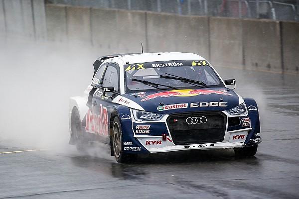 Rallycross-WM News Mattias Ekström glaubt an Verbleib von EKS in der Rallycross-WM