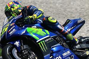 Yamaha fokus atasi masalah ban belakang pada tes Misano