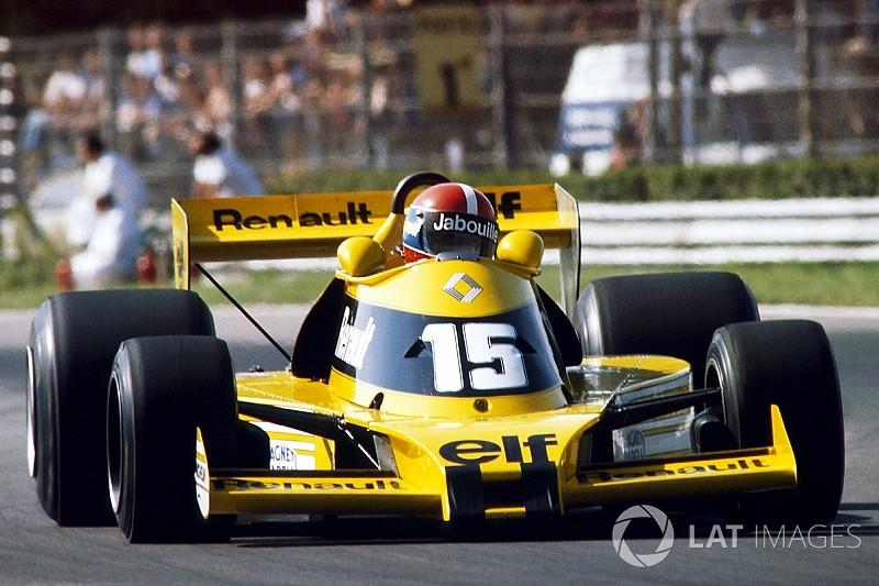 Diaporama Toutes Les Renault De L Histoire De La Formule 1