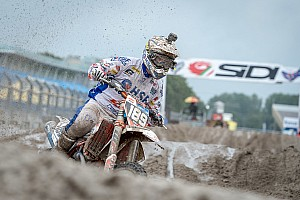 MXGP Nieuws Brian Bogers wordt derde Nederlandse MXGP-rijder