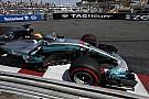 فورمولا 1 هاميلتون: توجيه السيارة في موناكو كان