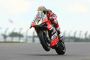 World Superbike Breaking news Davies dinyatakan fit tampil di Laguna Seca