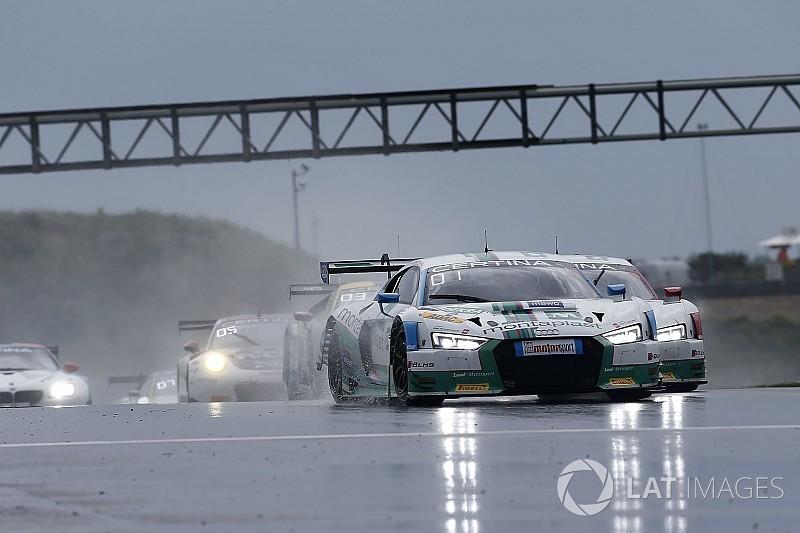 GT-Masters 2017 in Zandvoort: Audi-Doppelsieg im Regen