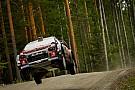 WRC Meeke déplore un manque de soutien et de confiance