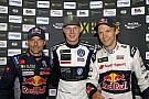 World Rallycross Loeb et Ekström sont décidément les meilleurs des autres...
