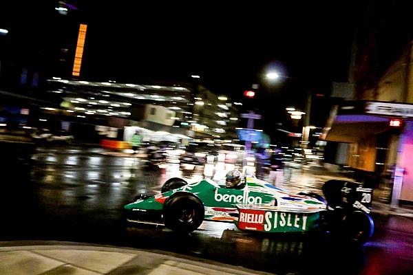 Formule 1 Actualités Des F1 prennent la piste par surprise à Adélaïde!