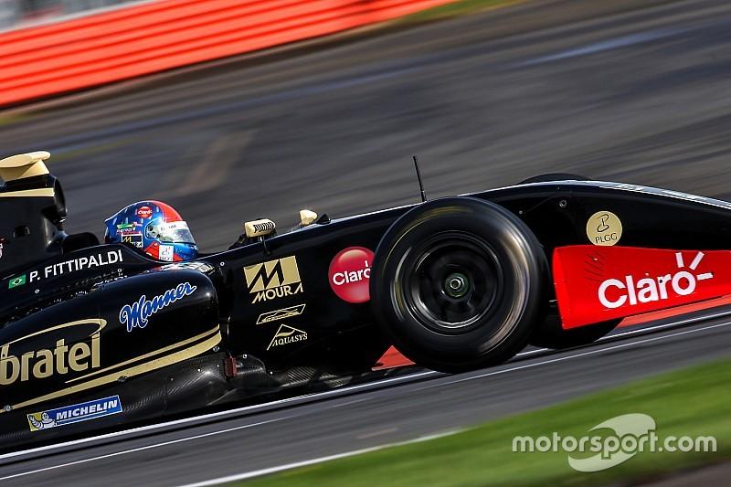 Pole de Fittipaldi para la carrera del sábado en Monza