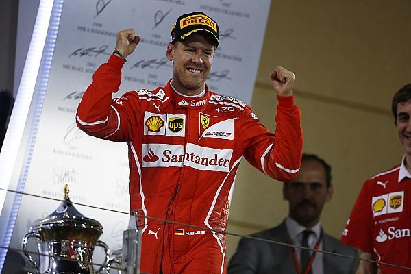 Vettel come il