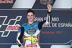 Moto2 Reactions Marquez luar biasa gembira, Morbidelli minta maaf