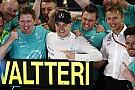 Bottas: Her geçen yarış Mercedes'e daha fazla alışıyorum