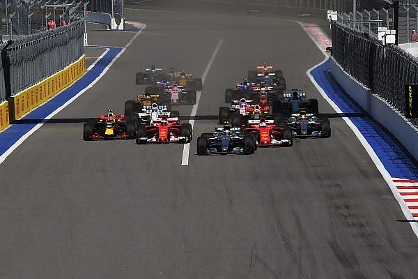 Формула 1 Відео: бездоганний старт Боттаса на гонці Ф1 у Сочі