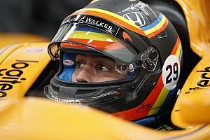 Formula 1 Breaking news Alonso pakai desain helm Indy 500 di GP AS