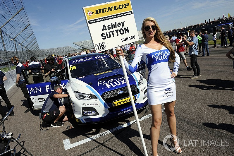 Why BTCC is unlikely to follow F1's grid girl ban