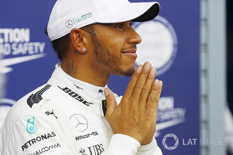 """Hamilton diz que seu dia em Monza foi """"épico"""""""