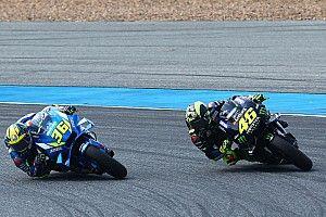 MotoGP: Suzuki sondou disponibilidade de Rossi pelo Facebook
