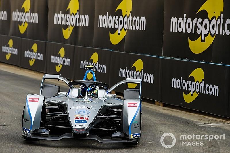 Відео: екс-пілоти Ф1 Масса і Вандорн вже встигли поборотися у Формулі Е
