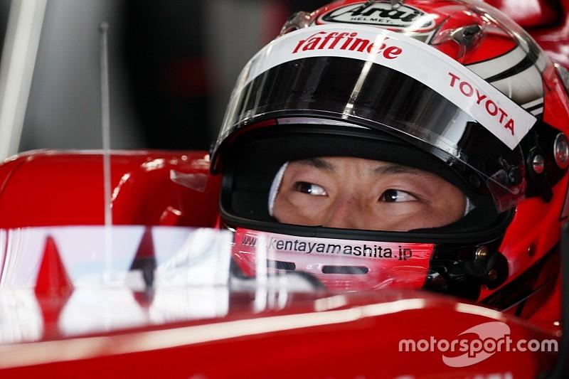 「とにかく良いレースをしたい」山下健太、苦戦を跳ね返す望外の2番手