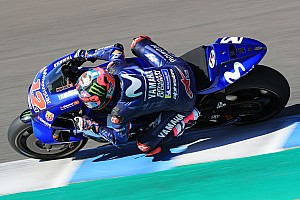 Vinales: Yamaha MotoGP motosikleti benim için fazla büyüktü