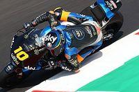 Moto2カタルニア予選:ルカ・マリーニ、2戦連続ポール獲得。長島は苦戦18番手
