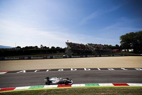 FIA: las trampas de grava no funcionan en todos lados