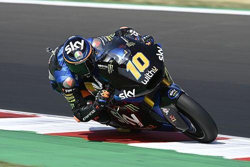Moto2エミリア・ロマーニャ予選:好調VR46、マリーニがPP獲得。長島は13番手