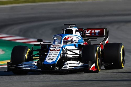 Williams to unveil new 2020 F1 livery on Friday