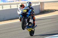 Moto3, Andalusia, Libere 3: Migno polverizza il record